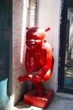 Asiatique Chine, Pékin, secteur de 798 arts,  Dashanzi Art District de ¼ de DADï Images libres de droits