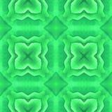 Asiatique d'illusion de kaléidoscope de batik Photo stock