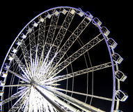 Asiatique Ferris Wheel in Bangkok Thailand. Asiatique Ferris Wheel in Bangkok Thailand at night Royalty Free Stock Images