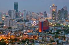 Asiatique il lungofiume, Bangkok, Tailandia Fotografie Stock