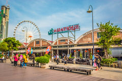 Asiatique for travel Stock Images