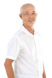 Asiatische ältere Männer lizenzfreie stockbilder