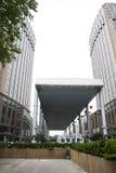 Asiatische Chinesen, Peking, modern sind, der Palast, Velarium Stockfotografie