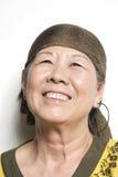 Asiatische Dame Lizenzfreie Stockfotos