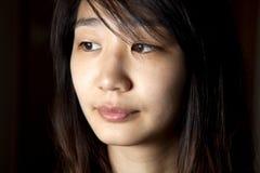 Asiatische Frau Lizenzfreie Stockfotografie