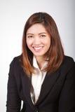 Asiatische Geschäftsfrau Lizenzfreie Stockfotos