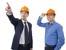 Asiatische Geschäftsmänner Lizenzfreies Stockfoto