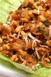 Asiatische Huhn-Verpackung Stockfotos