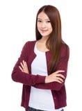 Asiatische junge Frau Stockfotos