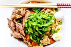 Asiatische Küche Lizenzfreies Stockfoto