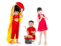 Asiatische Kinder stockfotos