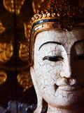 Asiatische Kunstskulptur Stockfotos