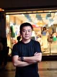 Asiatische Männer lizenzfreies stockfoto