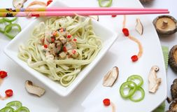 Asiatische Nahrung stockbild