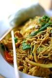 Asiatische Nudeln Stockbild
