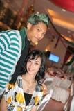 Asiatische Paare Stockfoto
