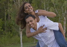 Asiatische Paare Lizenzfreie Stockfotos
