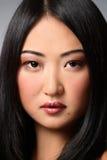 Asiatische Schönheit Stockfoto