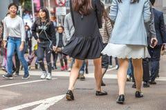 Asiatische sexy Frauen Lizenzfreie Stockfotografie