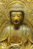 Asiatische Skulptur Lizenzfreies Stockfoto