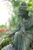 Asiatische Statue Stockfotos
