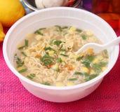 Asiatische Suppe lizenzfreies stockbild