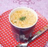 Asiatische Suppe stockfotografie
