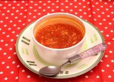 Asiatische Suppe stockfoto