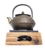 Asiatische Teezeremonie Lizenzfreie Stockbilder