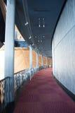 Asiatischer Chinese, Peking, Gewerkschaftsbund für die Performing Arten, moderne Architektur Stockfotografie
