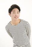 Asiatischer gutaussehender Mann Stockbilder