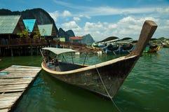Asiatischer Hafen. Stockbilder