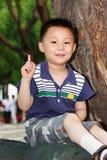 Asiatischer Junge Lizenzfreie Stockfotos
