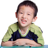 Asiatischer Junge Stockbild