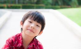 Asiatischer Junge Lizenzfreies Stockfoto