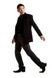 Asiatischer junger Mann in der formalen Kleidung Lizenzfreies Stockbild