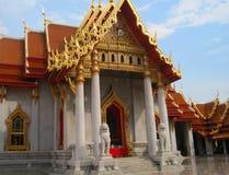 Asiatischer Kulturtempel Thailands Bangkok Stockbild