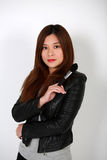 Asiatischer Maskenbildner Lizenzfreie Stockfotografie