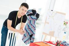 Asiatischer netter Junge Stockbilder