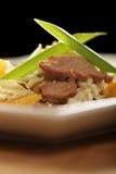 Asiatischer Salat Lizenzfreies Stockfoto