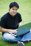 Asiatischer Student Lizenzfreie Stockfotografie