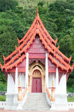 Asiatischer Tempel Lizenzfreie Stockfotos