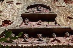 Asiatischer Tempel Stockbild