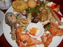 Asiatisches Abendessen Lizenzfreie Stockfotos