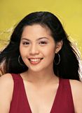 Asiatisches Dameportrait Stockfoto