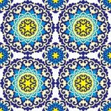 Asiatisches dekoratives Muster Stockfotos