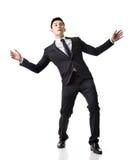 Asiatisches Geschäft überrascht stockfoto