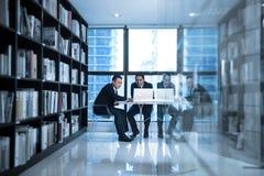 Asiatisches Geschäfts-Team Lizenzfreies Stockfoto