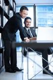 Asiatisches Geschäfts-Team Lizenzfreie Stockbilder