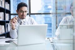 Asiatisches Geschäfts-Team Lizenzfreie Stockfotos